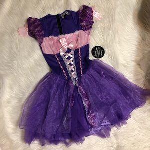 Disney's princess Rapunzel costume